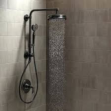 raindrop shower arm heads with oil rubbed bronze bathroom rain faucet set kit of are there