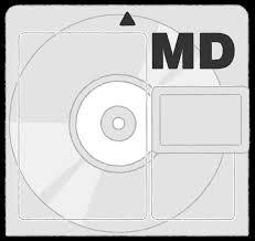 Mdディスク家電機器av機器フリーイラスト素材無料商用利用可