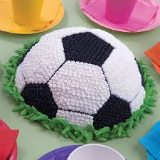How To Decorate A Soccer Ball Cake Master the Goal Cake Wilton 40