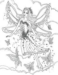 disney fairies coloring pages flying in page free