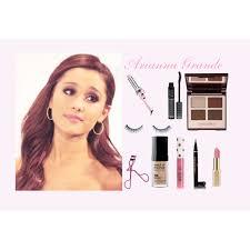 ariana grande makeup she uses mugeek vidalondon bag seven