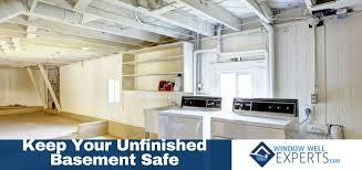 Unfinished Basement Design Property Best Decoration