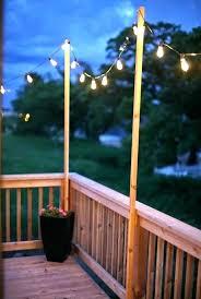 outdoor deck string lighting hanging lights in backyard outdoor deck string lighting hanging lights outdoor party hanging lights backyard outdoor patio