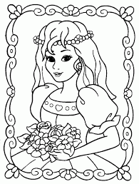 Small Picture Coloring Pages Princess Coloring Pages Coloring Pages For Kids