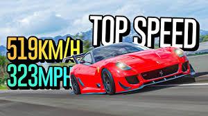 *new* top 10 ferrari fastest drag cars in forza horizon 4 i is ferrari 599xx evoultion the fastest?hey guys! 22 Fastest Cars In Forza Horizon 4 Drifted Com