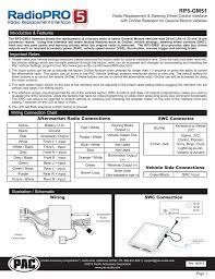 pac rp5 wiring diagram wiring diagram show pac rp5 wiring diagram wiring diagrams bib pac rp5 gm31 wiring diagram pac rp5 wiring diagram