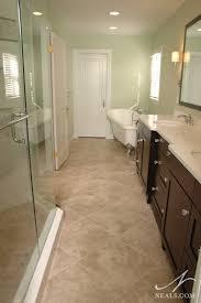 Narrow Bathroom Plans Narrow Bathroom Remodeling Hyde Park Oh