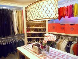 lighted closet rod with contemporain armoire et dressing