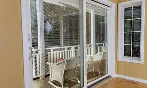 blink blinds glass is a blinds between glass insert that is customized to fit inside a sliding glass patio door with blink you can now get the blinds