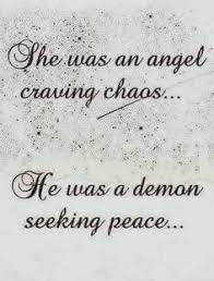 Angel Love Quotes Delectable Angel Demon Love Quotes Love Angel And Devil Love Pictures For My