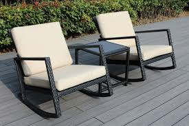 ohana patio wicker outdoor 3 piece