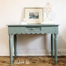 blue console table. Duck Egg Blue Console Table Lilyfield Life