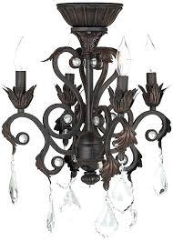 unusual ceiling fans with lights fan chandelier light kit elegant 4 oil rubbed pulls m