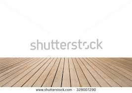 light wood floor perspective. Grunge Wood Floor Texture In Light Brown Color Tone, Perspective View Alignment Isolated White O