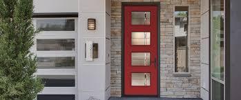 doors marvelous therma tru front door therma tru fiberglass door axis and red wooden front