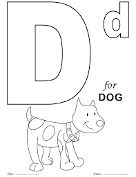 Alphabet Coloring Sheets Alphabet Coloring Pages Animal Alphabet