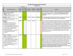 Project Daily Status Report Template Excel And Weekly Construction