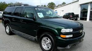 Chevy Suburban At Ravenel Ford Charleston Sc Used Suv