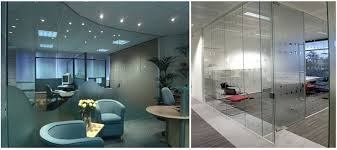 office glass panels. Frameless Glass Partitions Office Panels T