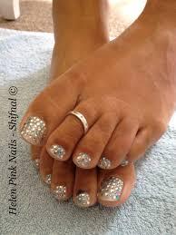 Toe Nail Gem Designs Luxury Gem Gel Pedicure Gel Pedicure Gel Toe Nails Toe