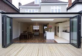 sliding doors bifold doors what makes aluminium bifold doors cost 2018 interior doors