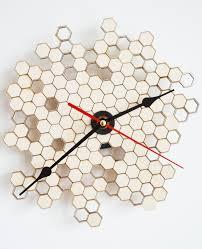 Kitchen Wall Clocks Modern Modern Clock Etsy