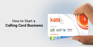 Easy Way To Start A Profitable Calling Card Business