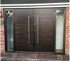 main features of timber doors and windows
