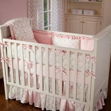 light pink nursery bedding thenurseries