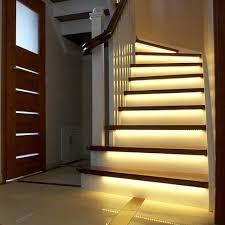 Interior Stair Lights Samlike Smart Stair Lights Cool 60 Led Motion Sensor Stair