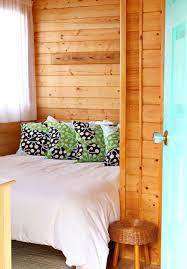 Scandinavian Pine Bedroom Furniture Guesthouse Progress Inside A Scandinavian Inspired Bunkie On Lake