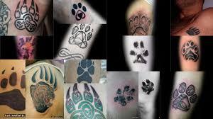 значение тату лапа медведя клуб татуировки фото тату значения