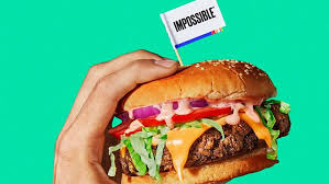 Impossible Foods Debuts Impossible Burger 2 0 At Ces 2019
