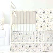 woodland nursery bedding baby crib set woodland nursery bedding