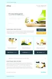 Newsletter Templates Pages Outlook Newsletter Template Free Download Templates Email