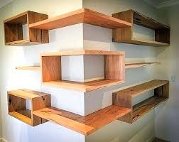 Corner Shelves For Speakers Inspiration Diy Corner Shelves Wooden Floating Corner Shelves Ideas Diy Corner