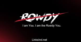 Rowdy Style Name Dp Generator In 2019 Photo Background