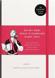 Oh My God, What a Complete <b>Aisling</b> Diary <b>2021</b>