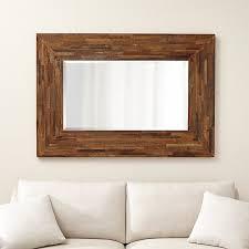 wood wall mirrors. Wood Wall Mirrors Crate And Barrel