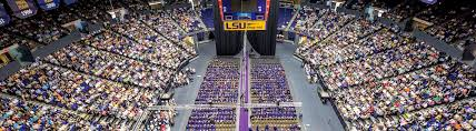 Seating Lsu Commencement