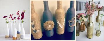 wine bottle crafts trendingsiny