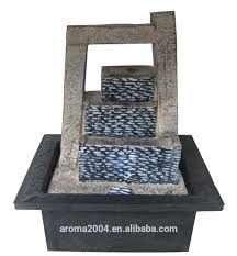 table water fountain abstract sculpture modern art home decor