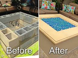 cinder block furniture.  Furniture Full Size Of Cinder Block Gas Fire Pit Bath Designers Systems   Furniture Throughout Block