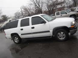 2003 Used Chevrolet Suburban LS / 4X4 / 3RD ROW / 5.3L V8 at ...