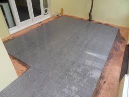 grey porcelain floor tile bathroom
