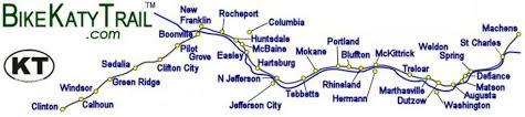 Katy Trail Rock Island Trail Info
