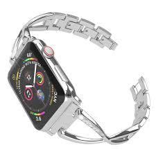 Dây đeo kim loại cho đồng hồ thông minh Apple Watch Series 4 3 2 1 38 40mm  42 44mm, giá chỉ 253,000đ! Mua ngay kẻo hết!