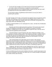 fin wa written assignment written assignment by matthew 1 pages df5 df5 thomas edison state