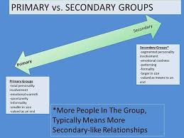 Secondary Group Introduction To Sociology 07 Society And Groups