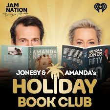 JAM Nation with Jonesy & Amanda (Holiday Book Club Edition)